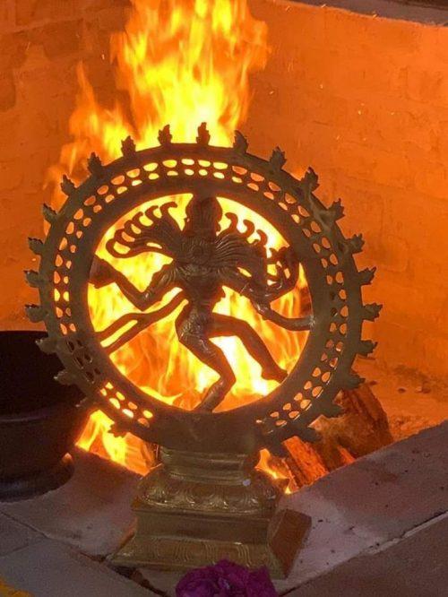Cerimonia del fuoco
